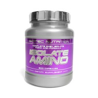 Аминокислоты  Isolate Amino 500 таблеток от Scitec Nutrition