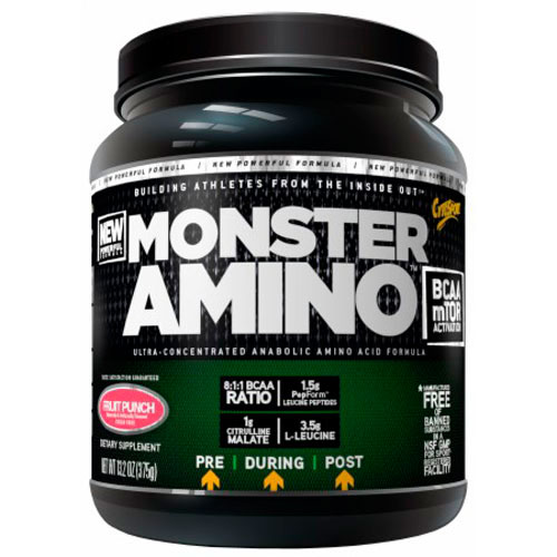 Аминокислоты CytoSport Monster Amino 375 грамм