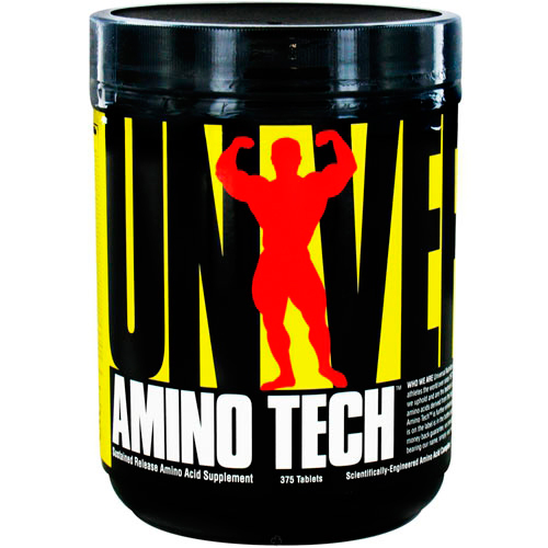 Аминокислоты Universal Nutrion AMINO TECH 375 таблеток