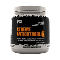 Аминокислоты Fitness Authority Xtreme Anticatabolix 500 грамм