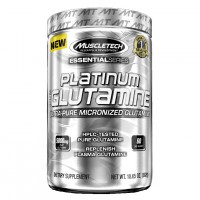 Глютамин MuscleTech Platinum 100% Glutamine 300 грамм