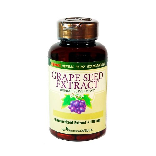 GNC Grape Seed Extract 100 капсул