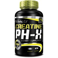 Креатин BioTech CREATINE pH-X 210 капсул