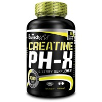 Креатин BioTech CREATINE pH-X 90 капсул