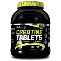 Креатин BioTech Creatine Tablets 200 таблеток