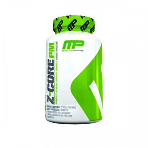 Нитробустер MusclePharm Z-core PM 60 капсул