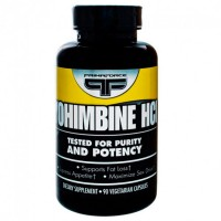 Нитробустер PrimaForce Yohimbine HCL 90 таблеток