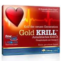 Olimp Gold Krill 30 капсул