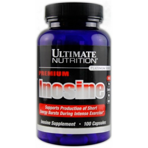 Pure Inosine 100 капсул от Ultimate Nutrition