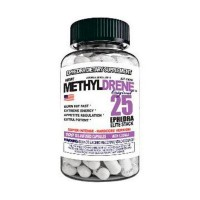 Сжигатель жира Cloma Pharma Methyldrene White 100 капсул
