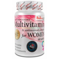 Витамины BioTech Multivitamin for Women 60 таблеток