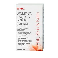 GNC Hair Skin & Nails Formula 120 капсул
