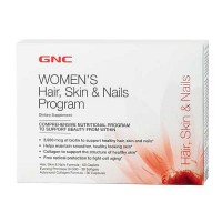 Витамины GNC Women's Hair, Skin & Nails Program (30-day program)