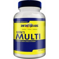 Витамины Infinite Labs Men's Multi Vitamin 120 таблеток