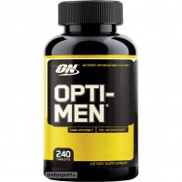 Витамины Optimum Nutrition Opti-Men 240 таблеток