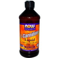 NOW L-Carnitine Liquid 473 мл
