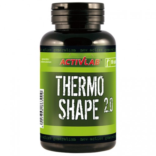 Activlab Thermo Shape 2.0 90 капсул