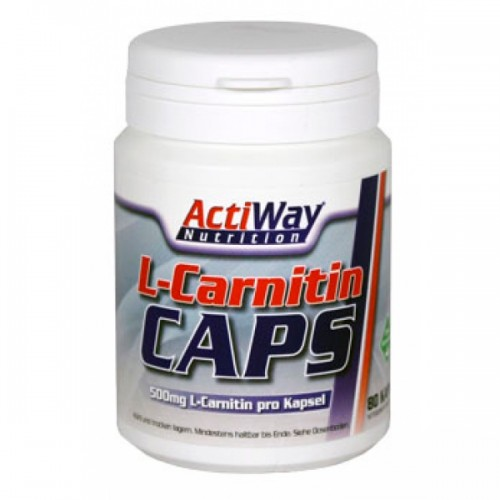 Actiway L-Carnitine 80 капсул