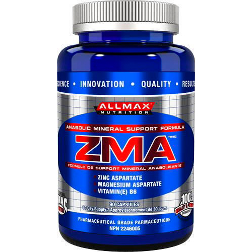 AllMax Nutrition ZMA 90 капсул