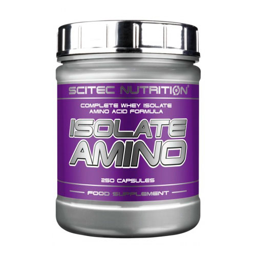 Аминокислоты  Isolate Amino 250 таблеток от Scitec Nutrition