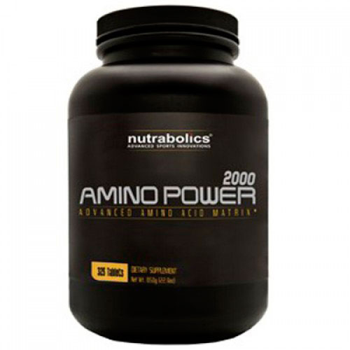 Аминокислоты Amino Power 2000 325 таблеток от NutraBolics