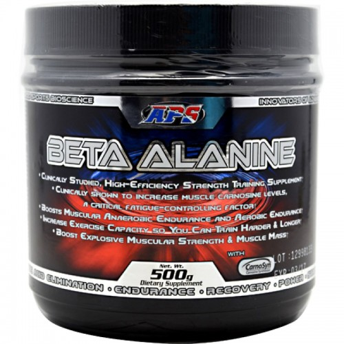 Аминокислоты APS  Beta-Alanine 500 грамм