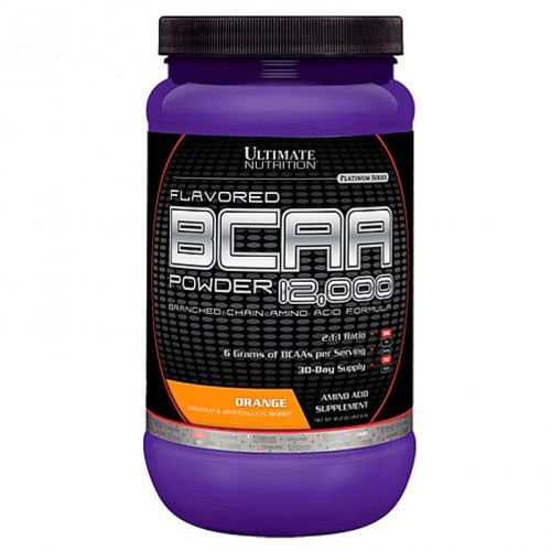 Аминокислоты BCAA 12,000 457 грамм от Ultimate Nutrition