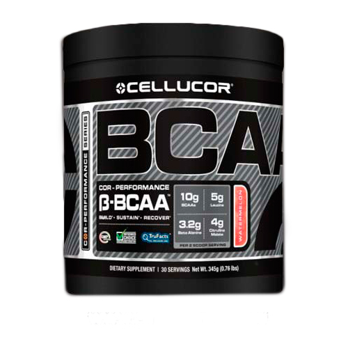 Аминокислоты Cellucor BCAA 342 грамм