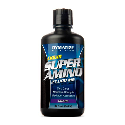 Аминокислоты Dymatize Liquid Super Amino 23000MG 946 мл