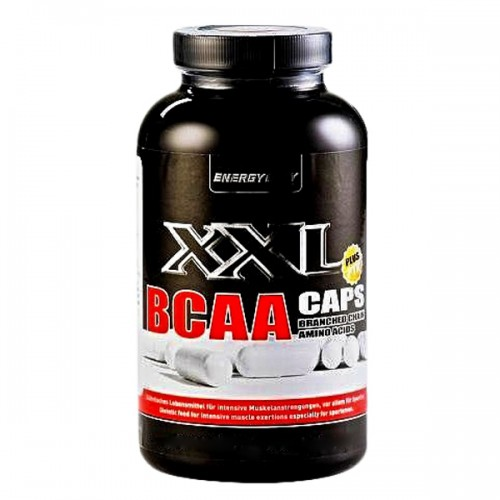 Аминокислоты FFB Energy Body BCAA Caps Plus PTK XXL 300 капсул