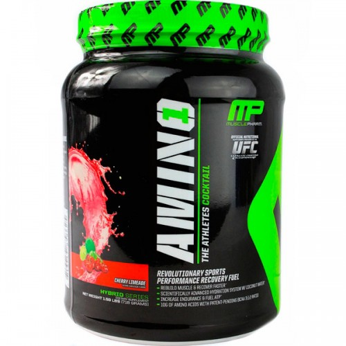 Аминокислоты MusclePharm Amino 1 668 грамм