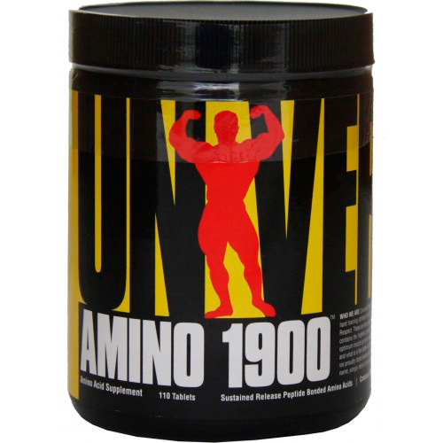 Аминокислоты Universal Nutrion AMINO 1900 110 таблеток