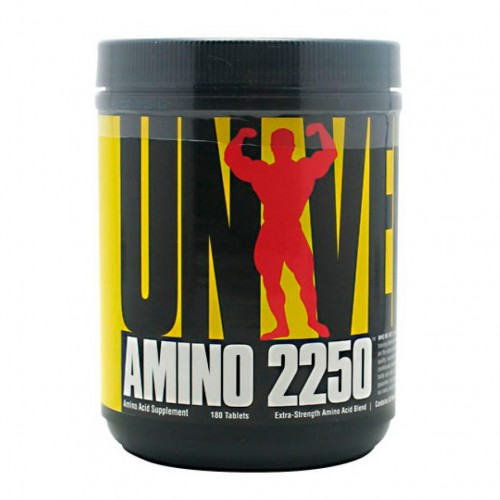 Аминокислоты Universal Nutrion AMINO 2250 100 таблеток