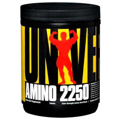 Аминокислоты Universal Nutrion AMINO 2250 180 таблеток