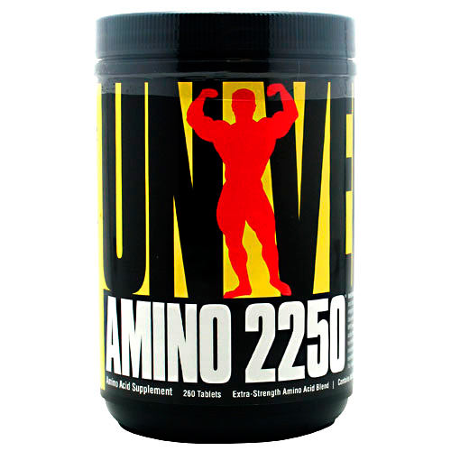 Аминокислоты Universal Nutrion AMINO 2250 240 таблеток
