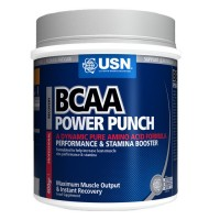 Аминокислоты USN BCAA Power Punch 400 грамм