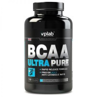 Аминокислоты VP Lab BCAA Ultra Pure 120 капсул