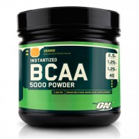 BCAA 5000 powder 380 грамм от Optimum Nutrition