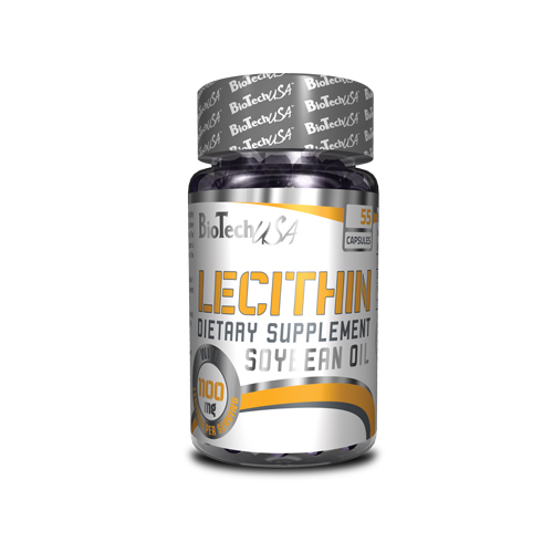 BioTech Lecithin 55 капсул