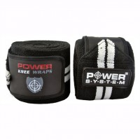 Бинты для пауэрлифтинга Power system PS - 3700 KNEE WRAPS