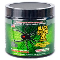 Cloma Pharma Black Spider 210 грамм