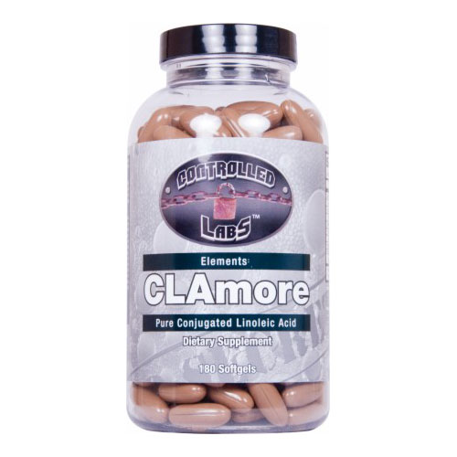Controlled Labs CLAmore 180 капсул
