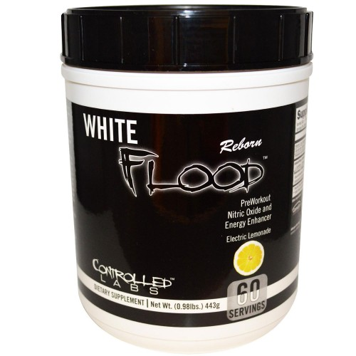 Controlled Labs White Flood Reborn 420 грамм