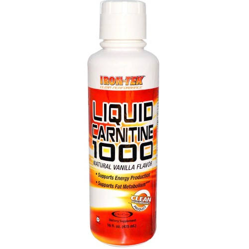 Country Life Essential Liquid L-carnitine 1000 475 мл
