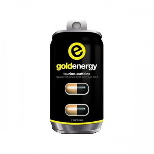 Энергетик BioTech Gold Energy 20 штук по 2 капсулы