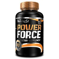 Энергетик BioTech Power Force 60 капсул