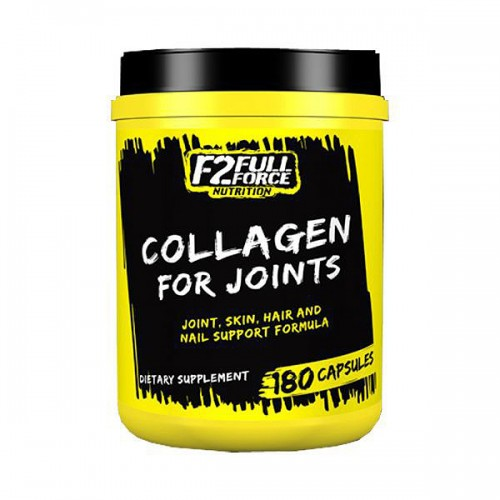 F2 Full Force Nutrition Collagen For Joint 180 капсул