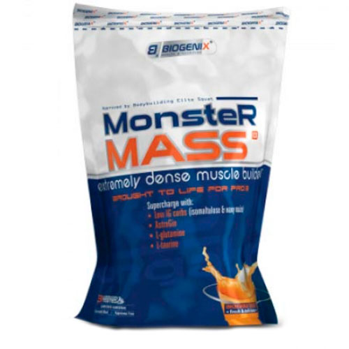 Гейнер BIOGENIX Monster Mass 900 грамм