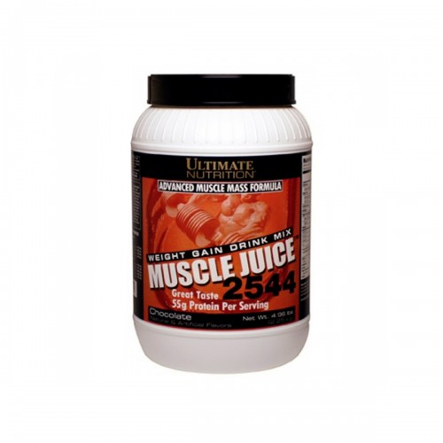 Гейнер MUSCLE JUICE 2544 2.25 кг от Ultimate Nutrition