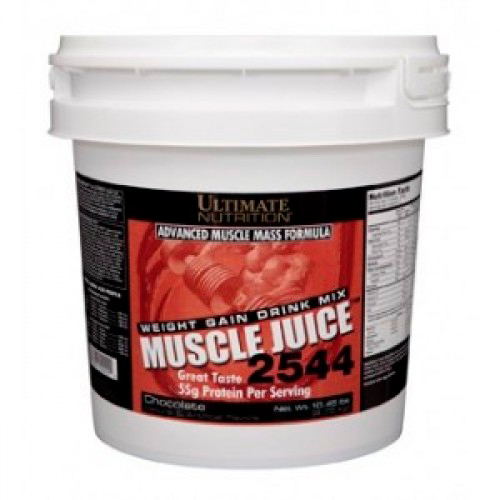 Гейнер MUSCLE JUICE 2544 4,75 кг от Ultimate Nutrition